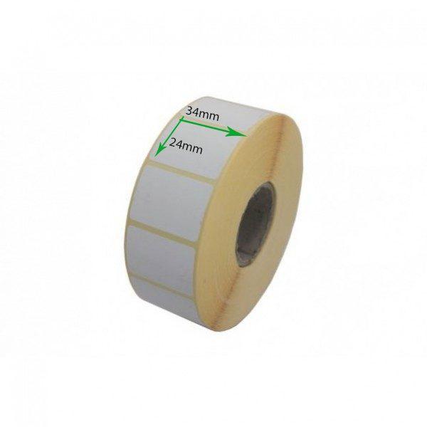 لیبل کاغذی پر چسب سایز ۲۴ × ۳۴