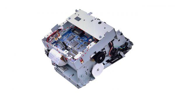 عکس فیش پرینتر اچ پی آر تی مدل TP805