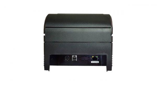 عکس پورت های پرینتر حرارتی SNBC مدل BTP-U60 Ethernet