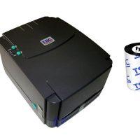 پرینتر لیبل زن TSC مدل 244 pro