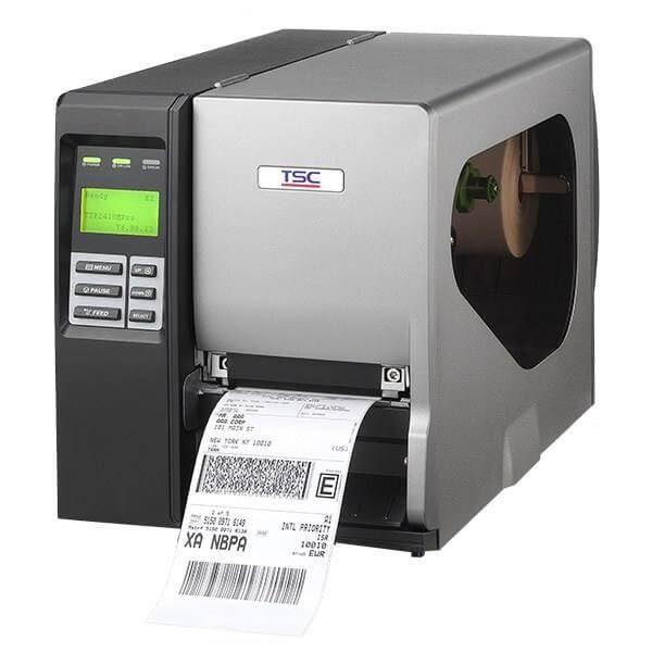لیبل پرینتر صنعتی TSC مدل TTP-2410M Pro