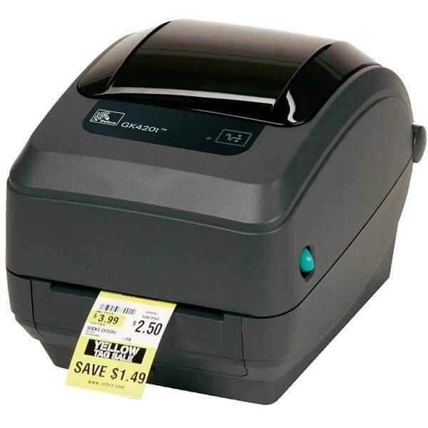 چاپگر لیبل زبرا مدل GK420t