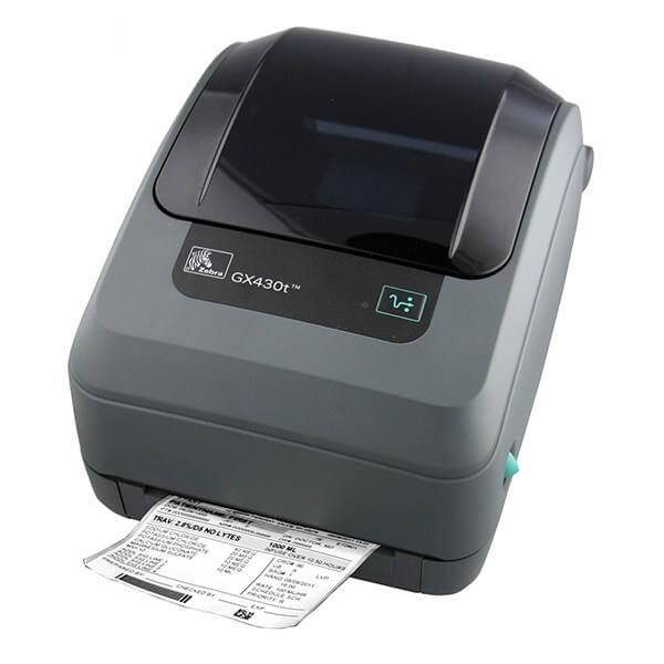 Zebra GX430t Wifi Labeller