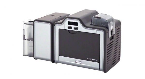 عکس دستگاه چاپ کارت فارگو مدل HDP5000