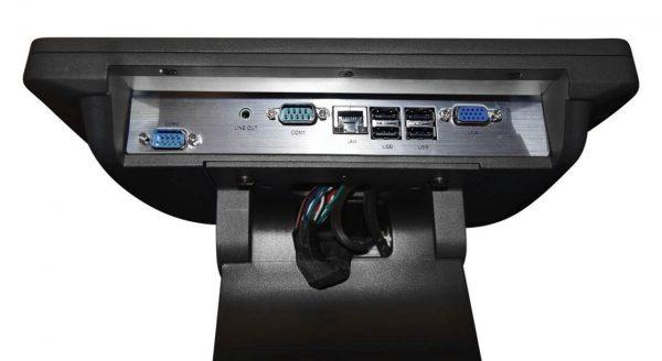 عکس صندوق فروشگاهی لمسی اسکار مدل T1280