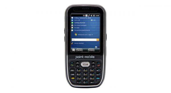 دستگاه PDA دو بعدی پوینت موبایل مدل PM40-A