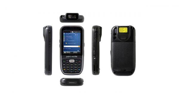 عکس دستگاه PDA دو بعدی پوینت موبایل مدل PM40-A