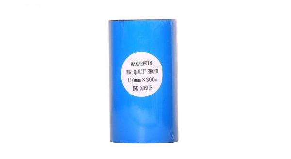 ریبون وکس رزین سایز 110 × 300