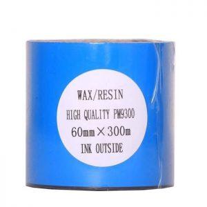 ریبون وکس رزین سایز 60 × 300