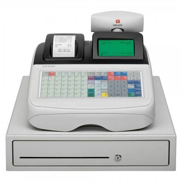 صندوق فروش اولیوتی مدل ECR 8220S