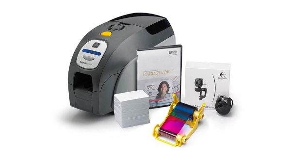 عکس دستگاه چاپ کارت زبرا مدل ZXP3