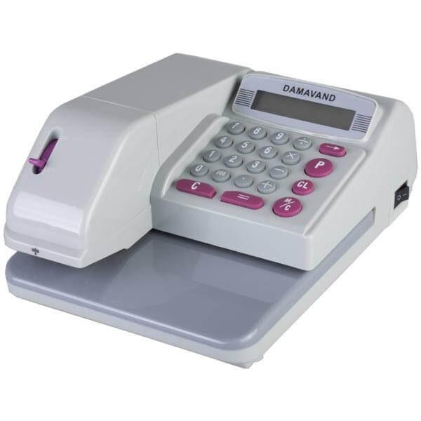 دستگاه پرفراژ چک دماوند EC-14