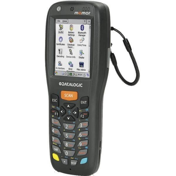 موبایل بارکد خوان Datalogic مدل Memor X3 1D