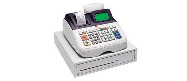 عکس صندوق فروشگاهی اولیوتی مدل ECR 8200S