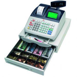 صندوق پول اولیوتی مدل ECR 8200S