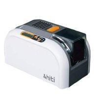 دستگاه چاپ کارت هایتی CS200