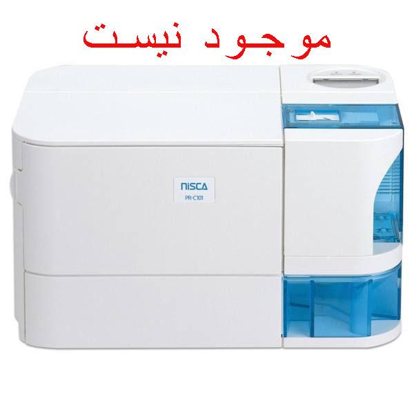 دستگاه چاپ کارت NISCA مدل PRC101
