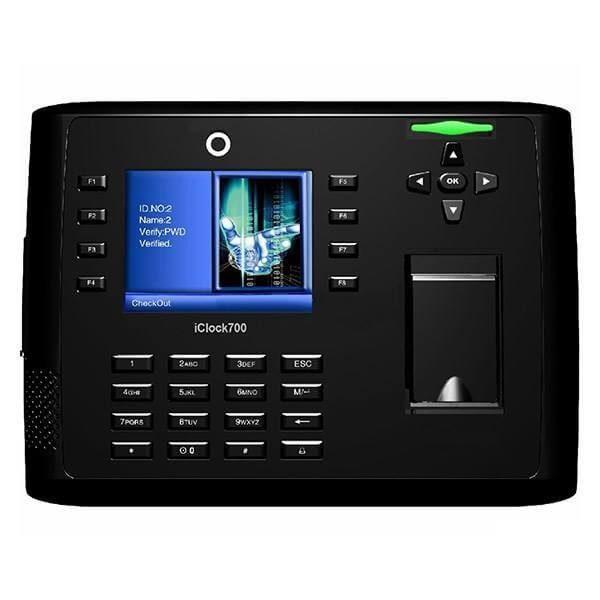 دستگاه کنترل دسترسی ZKTeco مدل iClock 700