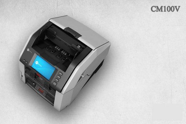 عکس دستگاه سورتر و پول شمار CM100V