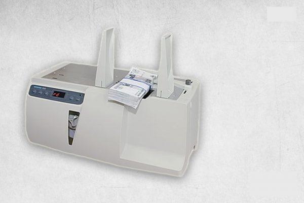 عکس دستگاه بانداژ اسکناس D500