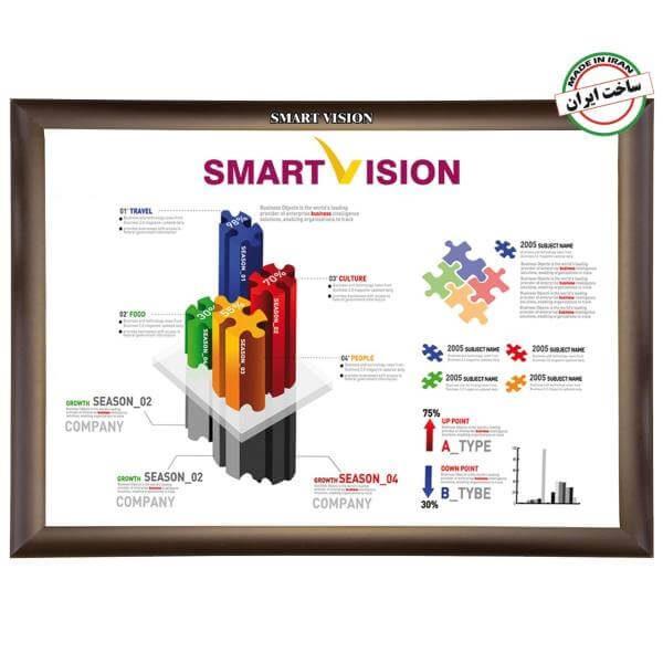 تخته هوشمند Smart Vision مدل OP-5485N