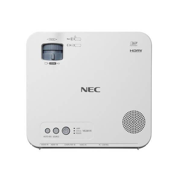 عکس پروژکتور NEC مدل VE281X