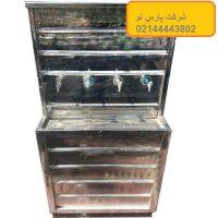 آبسردکن استیل چهار شیر تهران سرد
