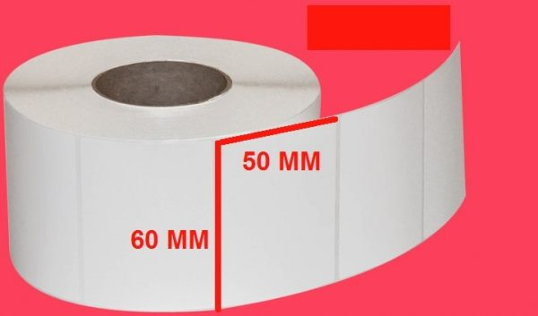 لیبل صدفی 50 × 60