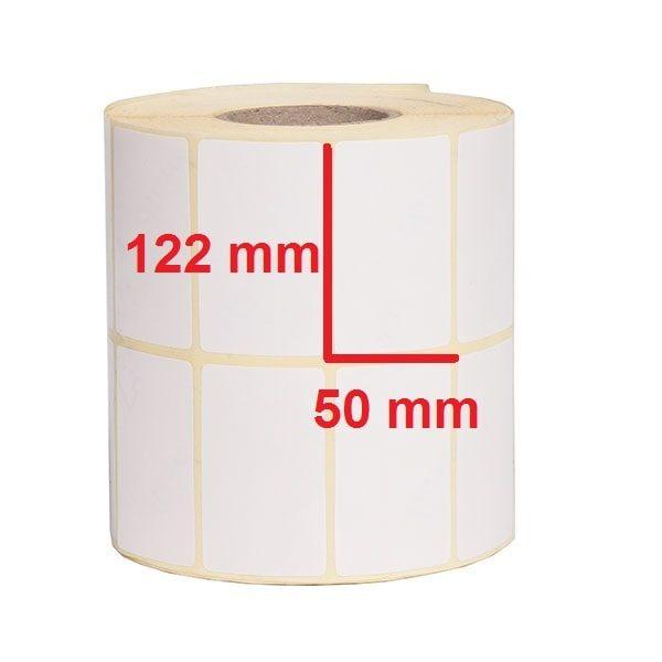 لیبل PVC سایز 50 × 122