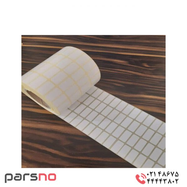 لیبل کاغذی سایز ۱۰ × ۲۰