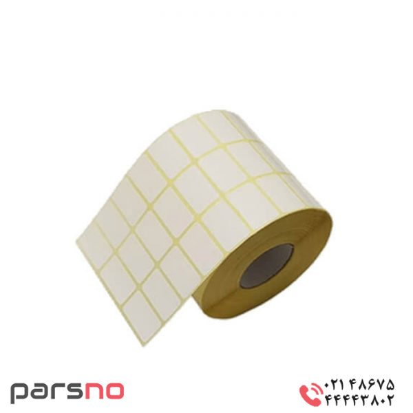 برچسب کاغذی ۲۵ × ۳۵
