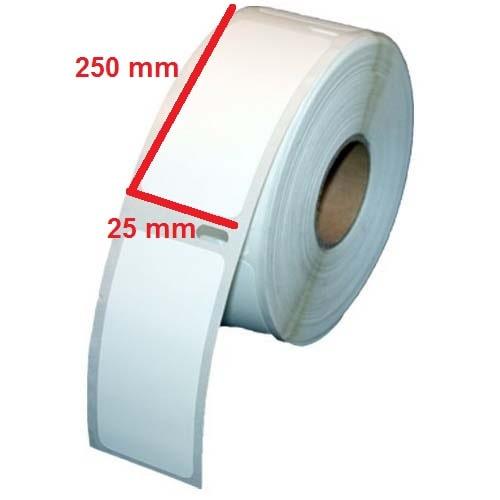 لیبل PVC سایز ۲۵ × ۲۵۰