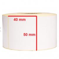 برچسب حرارتی ۴۰ × ۵۰