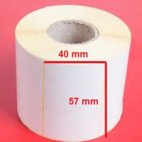 برچسب حرارتی ۴۰ × ۵۷