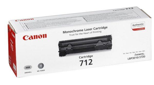 کارتریج Canon مدل 712