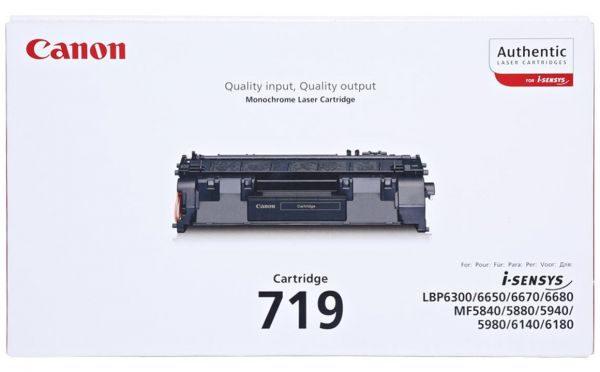کارتریج Canon مدل 719