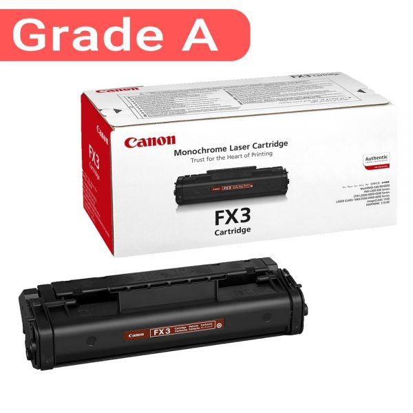 کارتریج مشکی Canon FX3