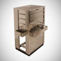 four-tap-water-water-cooler-steel-tehransard