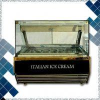 تاپینگ بستنی کوچک ۱۰ کاسه