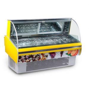 تاپینگ بستنی ۲۰ کاسه