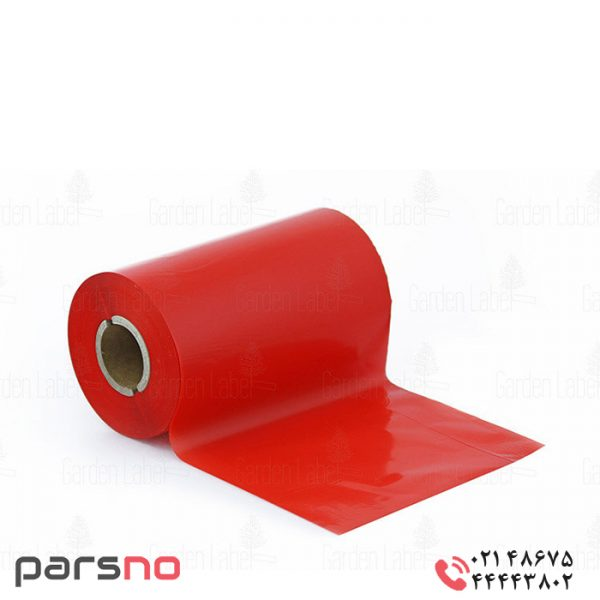 ریبون وکس قرمز ۱۱۰ × ۳۰۰