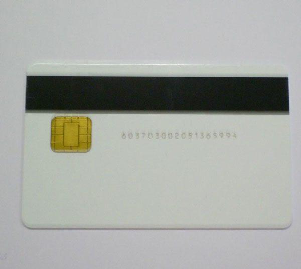 کارت هیبرید چیپ دار