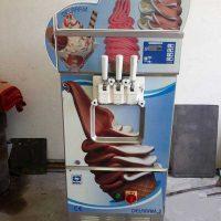 دستگاه بستنی ساز نیکنام سه فاز دو اسب DL-3-2HP