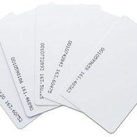 کارت RFID با فرکانس ۱۲۵KHZ