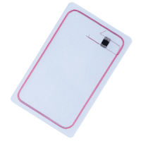کارت RFID شفاف Mifare 1K