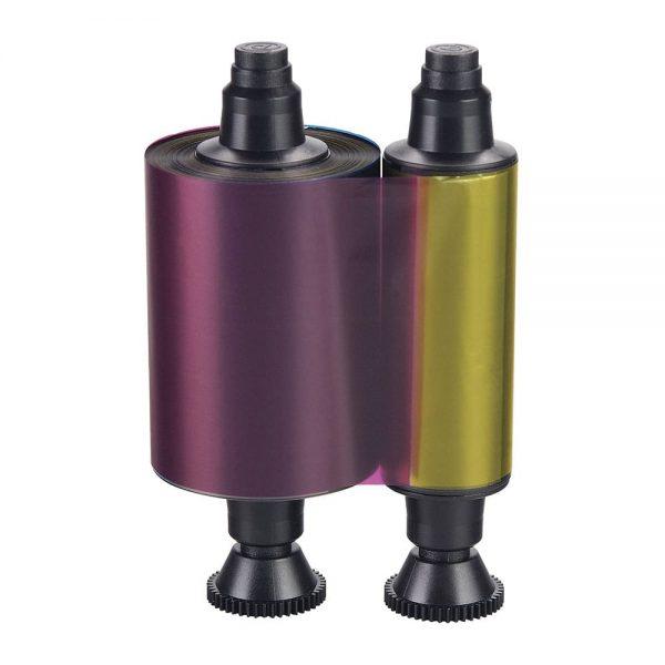 ریبون رنگی دستگاه چاپ کارت 200 عکس اوولیس Evolis R3011