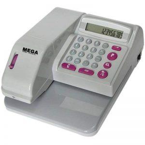 دستگاه پرفراژ چک mega110
