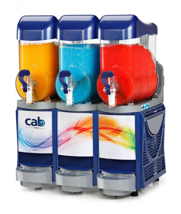 دستگاه یخ دربهشت ۳ مخزن Cab Skyline