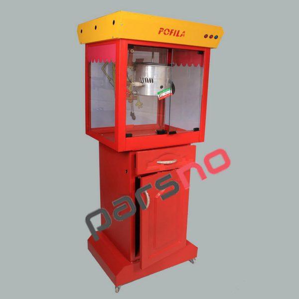 پفیلا ساز مبله برقی گازی Gdike