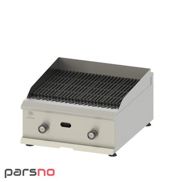 دستگاه برگر ذغالی رومیزی یوزتک